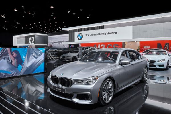 BMW Group NAIAS 2018