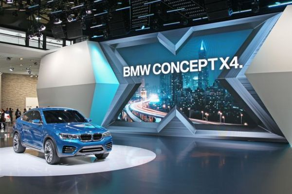 BMW Group Auto Shanghai 2013