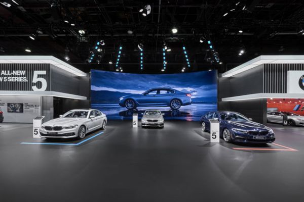 BMW Group NAIAS 2017