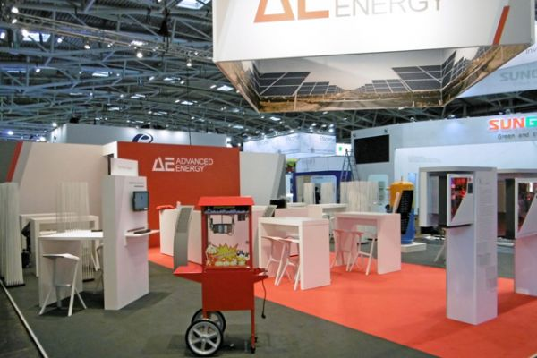 AEI Power Intersolar 2015