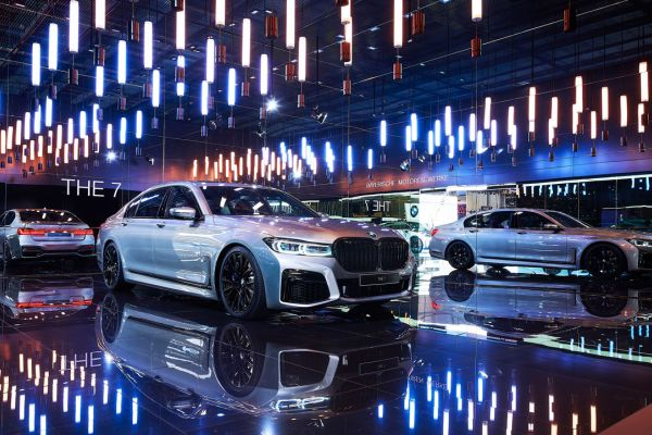 BMW Geneva International Motorshow 2019