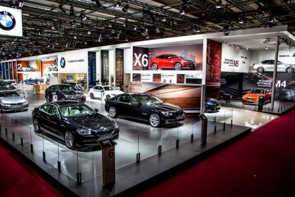 BMW Group Paris 2014