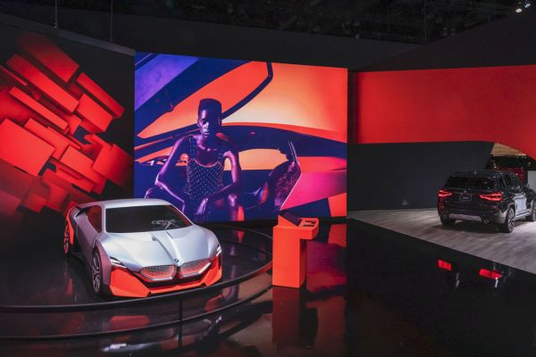 BMW Group Los Angeles Auto Show 2019