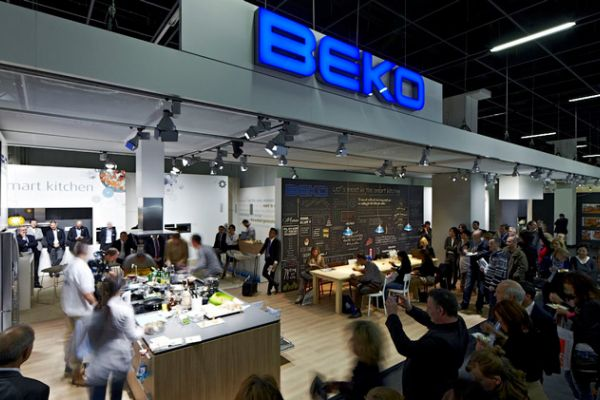 BEKO Living Kitchen/IMM Köln 2013