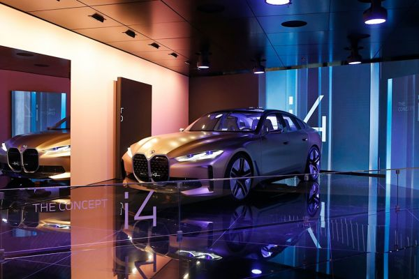 BMW Group Auto China Peking 2020